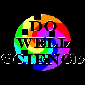 logo DoWellScience Zinev Art